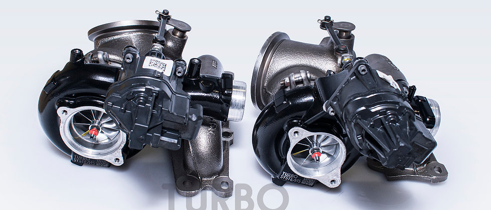 BMW M2 competition / M3 / M4 S55 Stage 2 upgrade turbochargers kit