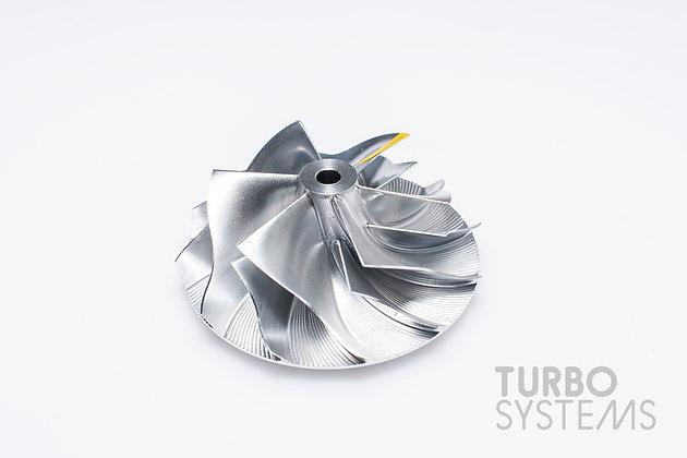 Billet Compressor Wheel for hybrid turbocharger (51 / 65mm)