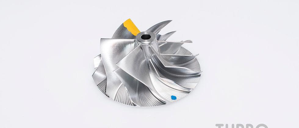 Billet Compressor Wheel for hybrid turbocharger (51 / 62mm)