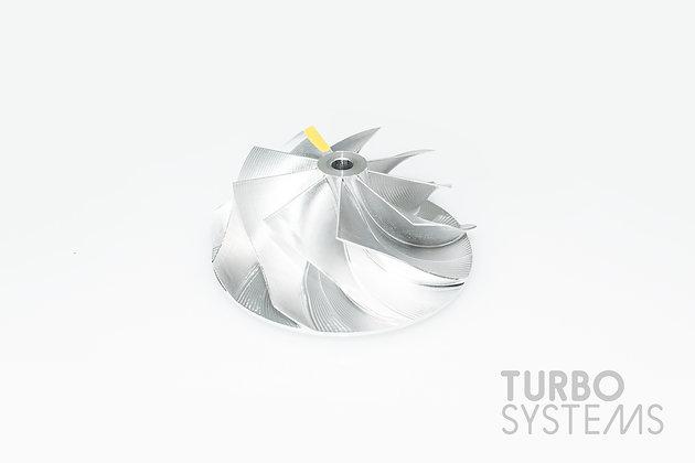 Billet Compressor Wheel for hybrid turbocharger (54.4 / 67.4mm)