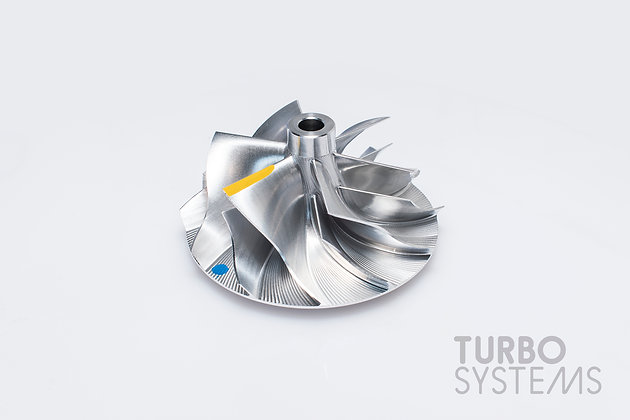 Billet Compressor Wheel for hybrid turbocharger (59 / 73.5mm)