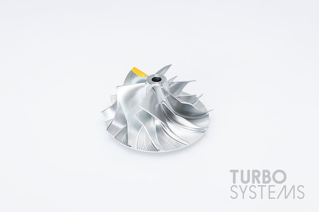 Billet Compressor Wheel for hybrid turbocharger (41.45 / 56mm)