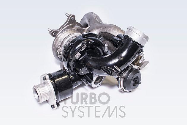 VAG Gen2 2.0 TSI/TFSI upgrade turbocharger for longitudinalengines