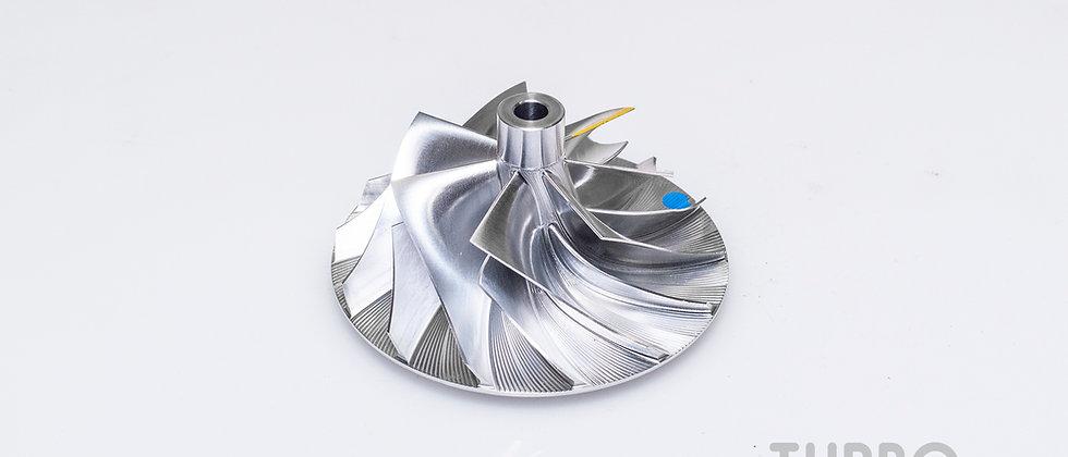 Billet Compressor Wheel for hybrid turbocharger (60 / 86.4mm)