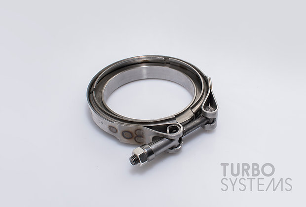 "3"" inch stainless steel V-Band clamp"