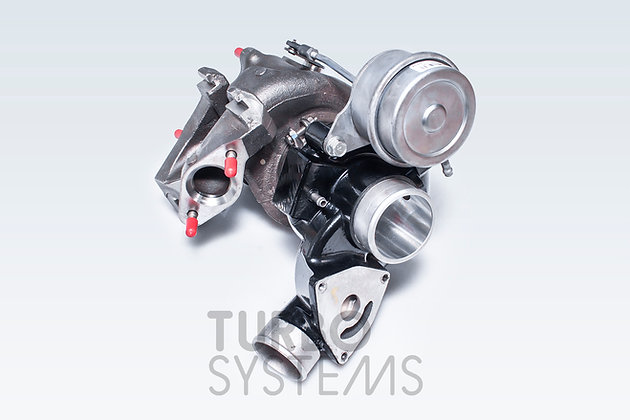 Opel / Saab V6 2.8 upgrade turbocharger