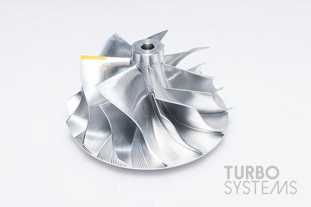 Billet Compressor Wheel for hybrid turbocharger (73 / 92mm)