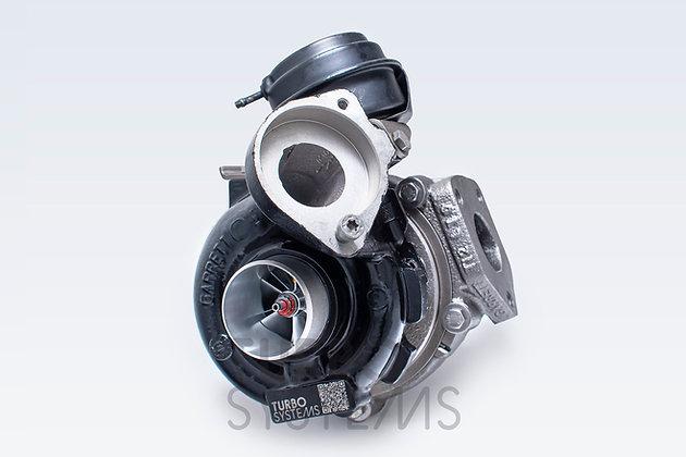 BMW E46 2.0D M47TUD20 upgrade turbocharger