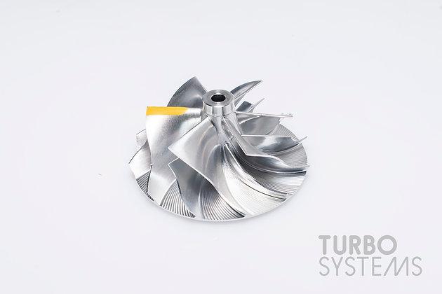 Billet Compressor Wheel for hybrid turbocharger (53.85 / 67mm)
