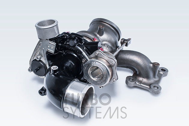 Ford Focus ST upgrade turbocharger