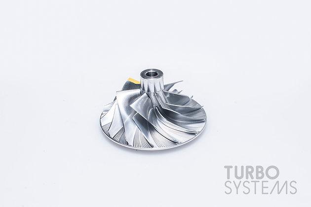 Billet Compressor Wheel BorgWarner for 1258-970-0024 (44.9 / 68.6mm)