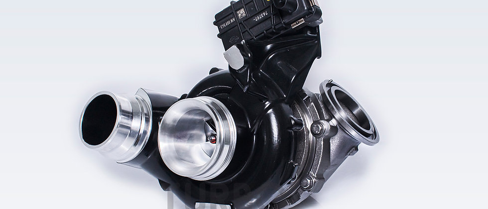 BMW N57D30 upgrade turbocharger