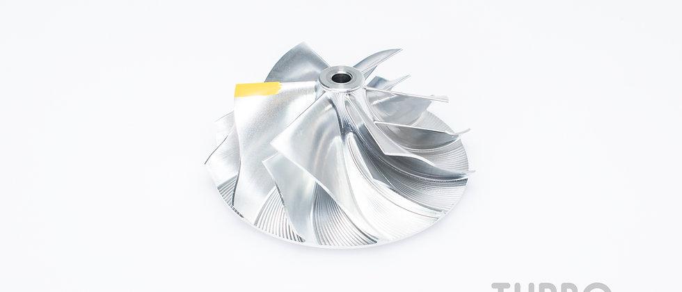 Billet Compressor Wheel for hybrid turbocharger (52 / 65mm)