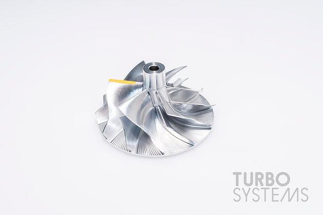 Billet Compressor Wheel for hybrid turbocharger (51 / 64mm)
