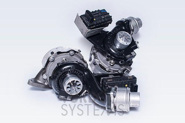 Audi A8 4.2 TDI (D4) upgrade turbochargers