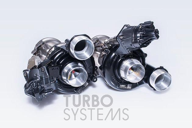BMW M5 / M8 (F9x) upgrade turbochargers