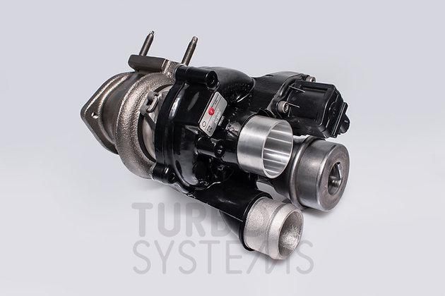 Mini Cooper 1.6T upgrade turbocharger