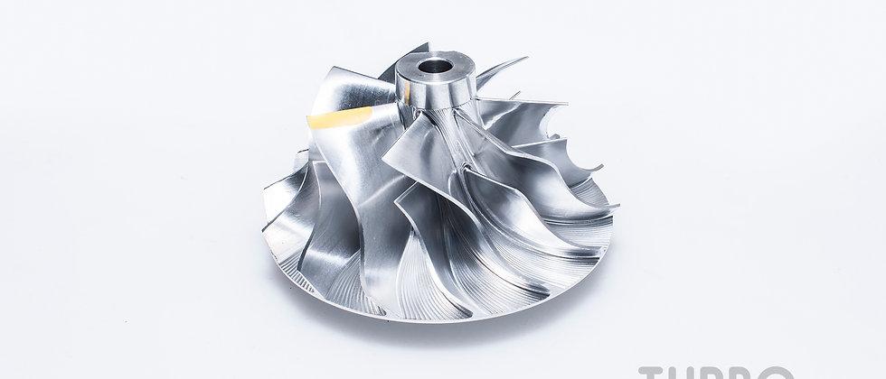 Billet Compressor Wheel BorgWarner 318643 (55.6 / 76.8mm)