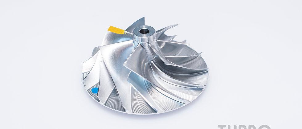 Billet Compressor Wheel for hybrid turbocharger (48 / 69.5mm)