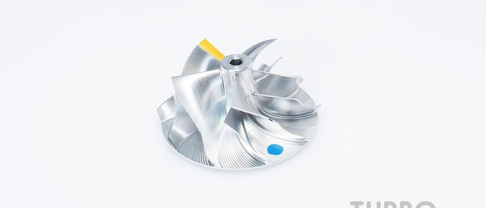 Billet Compressor Wheel for hybrid turbocharger (48 / 60mm)
