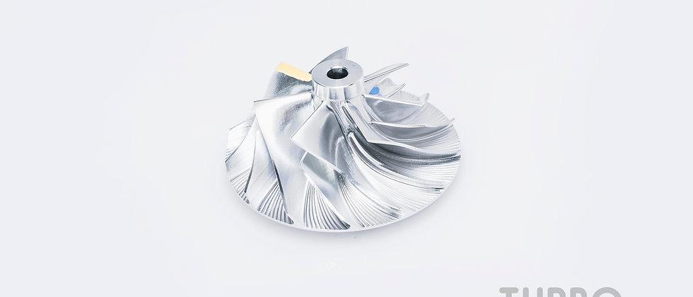 Billet Compressor Wheel BorgWarner for 5316-970-0017 (44.1 / 63.6mm)