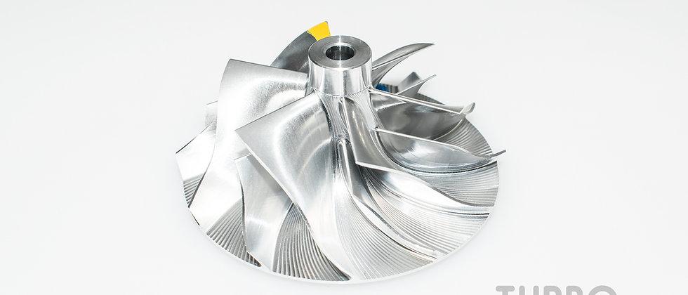 Billet Compressor Wheel for hybrid turbocharger (53 / 71mm)