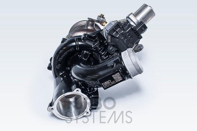Audi Q3 / Volkswagen Scirocco 2.0 TFSI / TSI upgrade turbocharger