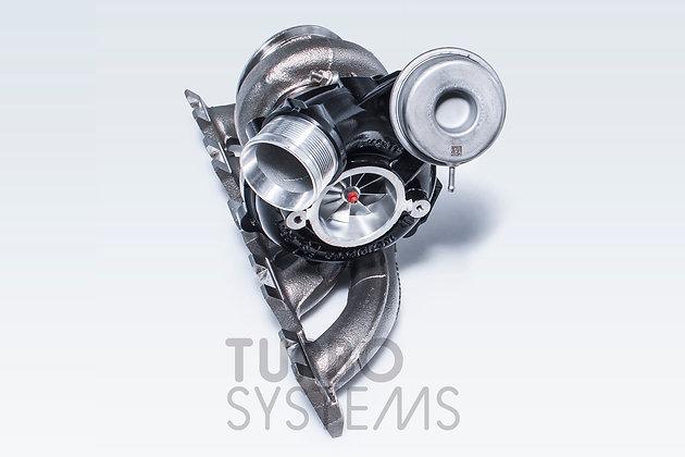 Audi RS3 8V FACELIFT TTRS 8S 2.5L TFSI upgrade turbocharger