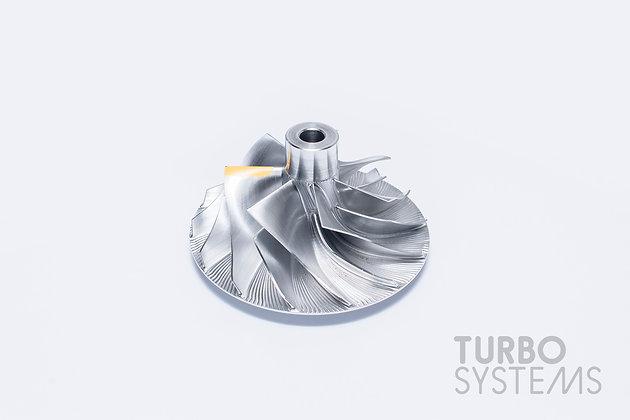 Billet Compressor Wheel BorgWarner  1071-123-2000 (50.4 / 72.6mm)