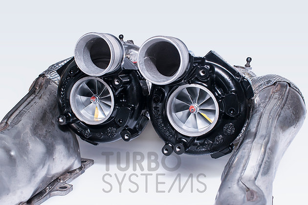 Audi RS6 RS7 S8 upgrade turbochargers kit STAGE 2