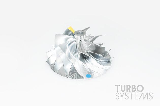 Billet Compressor Wheel for hybrid turbocharger (54.7 / 71mm)