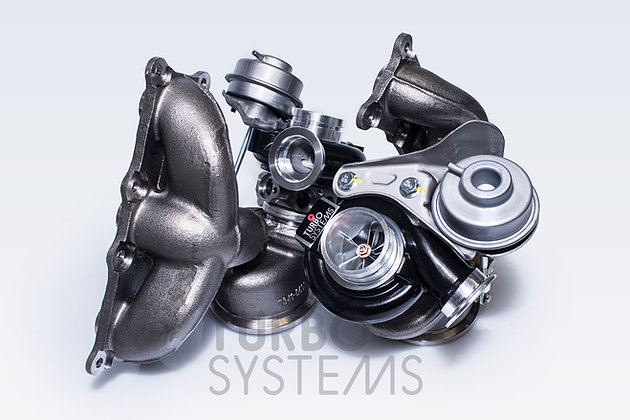BMW N54B30 upgrade turbocharger