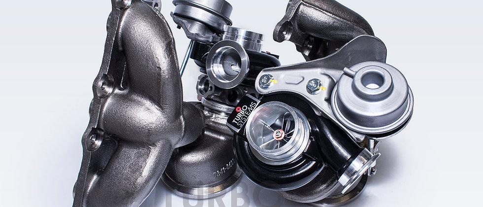 BMW N54B30 upgrade turbocharger