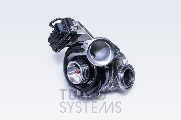 BMW M57 upgrade turbocharger
