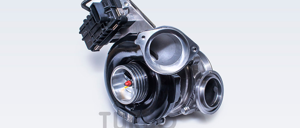 BMW M57 upgrade turbocharger