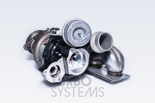 BMW N55 upgrade turbocharger