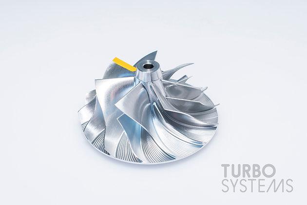 Billet Compressor Wheel for hybrid turbocharger (54 / 72.65mm)