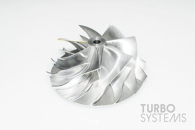 Billet Compressor Wheel for hybrid turbocharger (60 / 74mm)