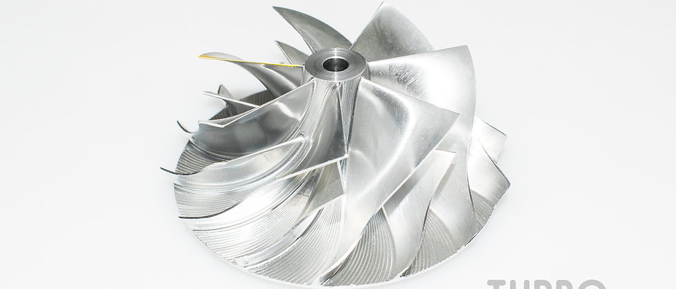 Billet Compressor Wheel for hybrid turbocharger (47.3 / 60.15mm)