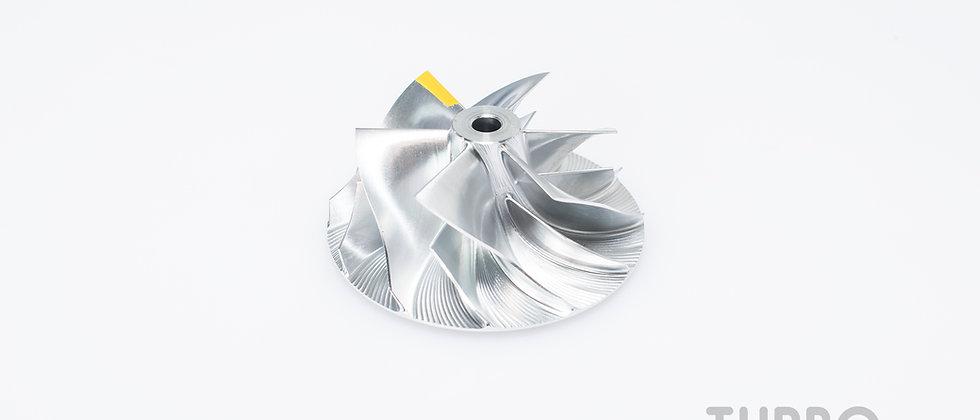 Billet Compressor Wheel for hybrid turbocharger (45 / 57mm)