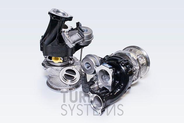 Audi RS6 / RS7 / Panamera T / Urus / Cayenne T upgrade turbochargers kit