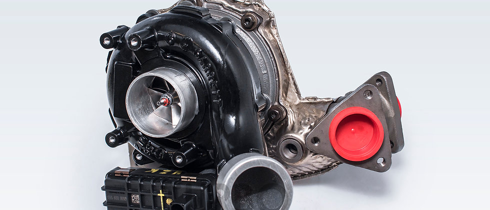 Audi / Volkswagen 3.0 TDI (2012 - 2014) upgrade turbocharger