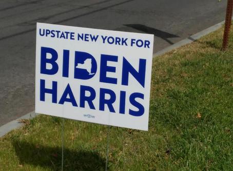 Get your Biden/Harris yard sign for $12 each!