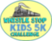whistle stop kids 5k challenge logo.png