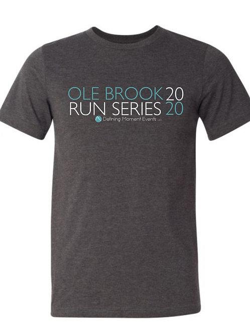 Ole Brook Run Series 2020 T-Shirt