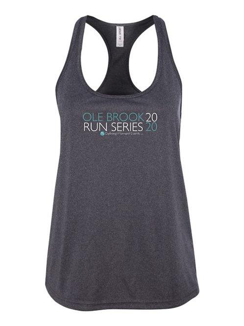 Ole Brook Run Series Ladies Tank Top