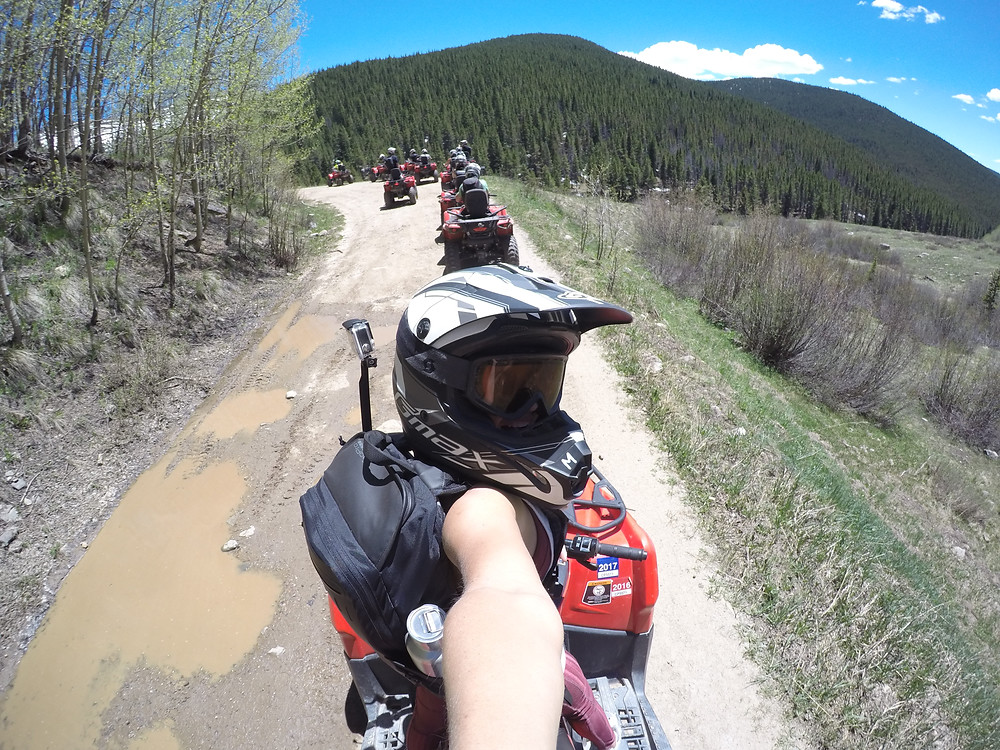 ATV Gopro Mountain Games