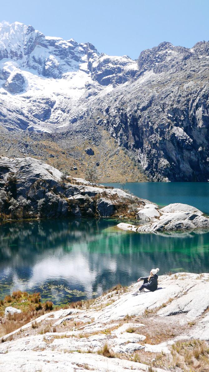 O que fazer em Huaraz, Peru: 5 lagunas e trilhas no Parque Nacional Huascarán