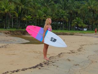 Minha paixão pelo Surf