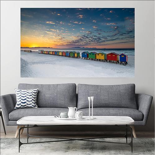 A2 Premium Canvas print